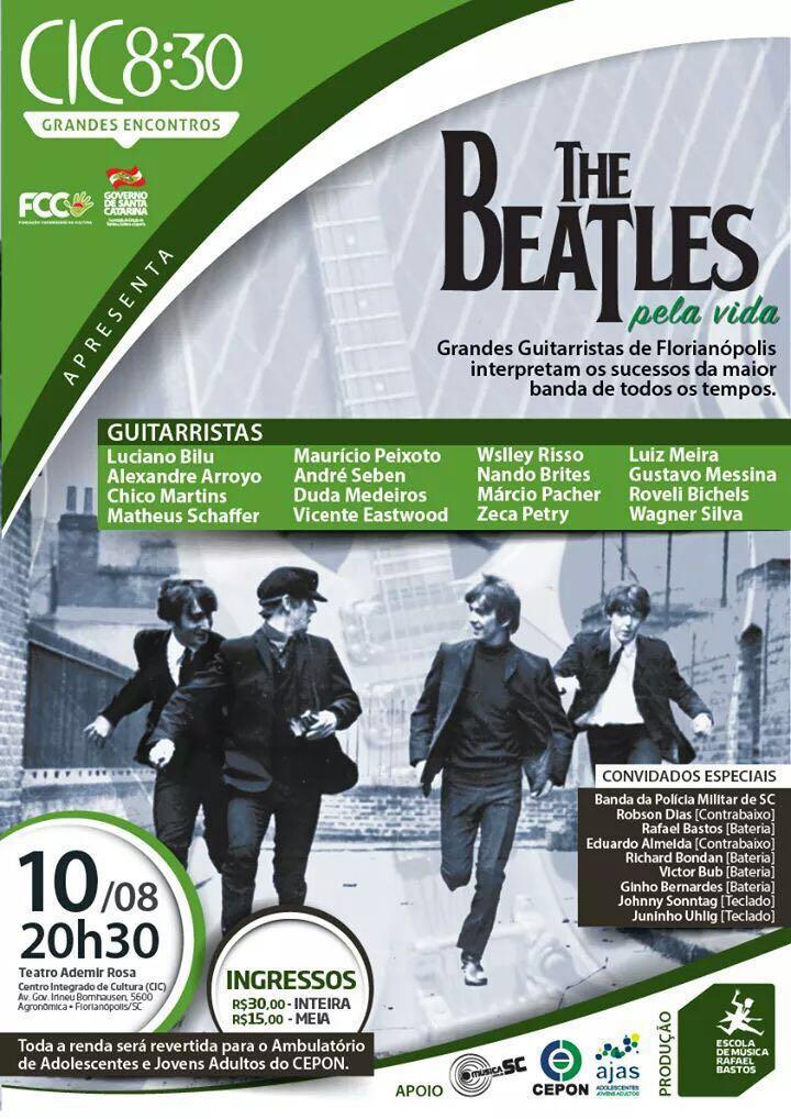 Beatles Pela Vida